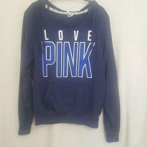 V.S. PINK sweat shirt